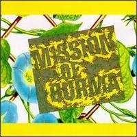 mission of burma - mission of burma CD 1988 rykodisc made in w germany used mint