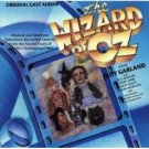 wizard of oz - original cast album starring judy garland CD 1989 CBS 21 tracks used good