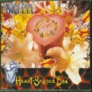 nirvana - heart-shaped box CD single 1993 geffen MCA 3 tracks used mint