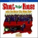 shout in the house with the motor city mass choir CD 1997 hosanna integrity used very good