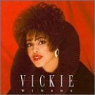 vickie winans - vickie winans CD 1994 intersound 11 tracks used near mint