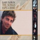barry manilow - the songs 1975 - 1990 CD double 2002 BMG import new