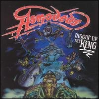 asmodeus - diggin' up the king CD 1998 count orlok made in EU - used mint