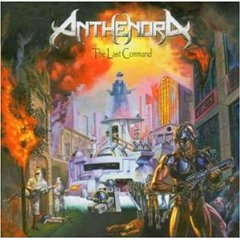 anthenora - the last command CD 2004 locomotive 10 tracks used mint