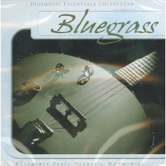 bluegrass - digimusic essentials collection CD 2005 digimusic - used mint