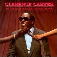 clarence carter - between a rock and a hard place CD1990 ichiban - used near mint
