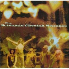 the screamin cheetah wheelies CD 1993 atlantic 11 tracks used mint