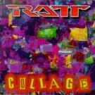 ratt : collage CD 1997 DeRock re4cords 10 tracks - used near mint