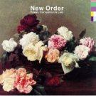 new order - power corruption & lies CD 1983 qwest warner bros used mint
