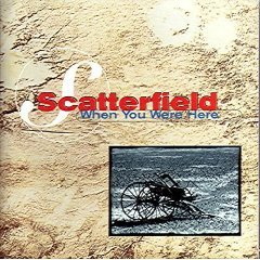scatterfield - when you were here CD 1995 woolytone records - used mint