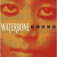 waterbone - tibet CD 1997 world disc northwood - used mint