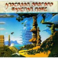 anderson bruford wakeman howe CD 1989 arista - used mint a notch in inserts