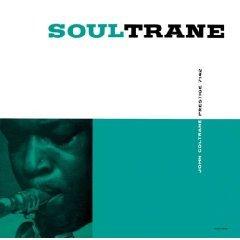 john coltrane - soul trane CD 1992 prestige 5 tracks - used mint