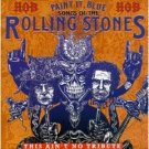 paint it blue : songs of the rolling stones CD 1997 house of blues 13 tracks used very good