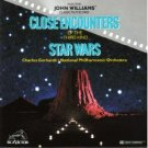 john williams - star wars & close encounters of the third kind CD 2001 RCA BMG Dir. mint