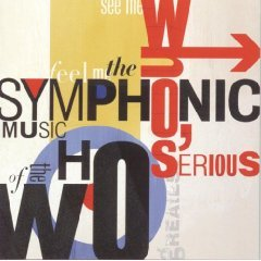 who's serious : symphonic music of the who - LPO peter scholes CD 1998 RCA BMG Direct used mint