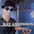 ray anderson - funkorific CD 1989 enja 9 tracks used mint