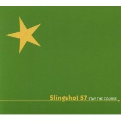 slingshot - stay the course CD 2003 used mint