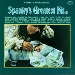 spanky and our gang - spanky's greatest hits CD 1988 polygram mercury - used mint