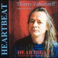 thierry zaboitzeff  from art zoyd - heartbeat CD 1997 atonal made in germany - used mint