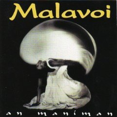 malavoi - an maniman CD 1994 declic 11 tracks - used mint
