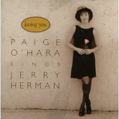 loving you : paige o'hara sings jerry herman CD 1995 varese sarabande - used mint