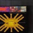 king crimson - first three : 3 CD boxset collectors edition 1993 virgin - used mint