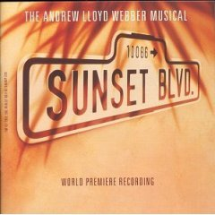 sunset boulevard - andrew lloyd webber 1993 original london cast CD 2-disc set 1993 polydor mint