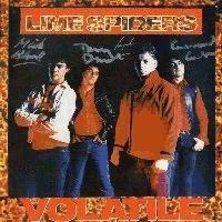 lime spiders - volatile CD 1988 virgin caroline 15 tracks - used mint