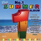 the no.1 summer album - various artists CD 1996 polytel 16 tracks - used mint