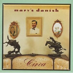 mary's danish - circa CD 1991 morgan creek - used mint