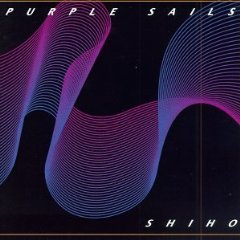 purple sails - shiho CD 1989 hearts of space
