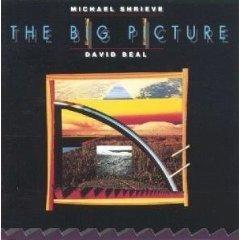 michael shrieve & david beal - the big picture CD 1989 fortuna used near mint