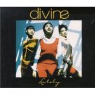divine - lately CD single 1998 red ant 4 tracks - used very good
