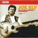 joe ely - live at the cambridge folk festival CD UK import 1998 strange fruit new