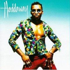 haddaway - haddaway CD 1993 arista coconut 13 tracks used mint