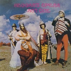 beggars opera - act one CD import 1997 repertoire made in germany 7 tracks new