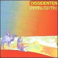 dissidenten - sahara electric CD 1988 shanachie exil 5 tracks used mint