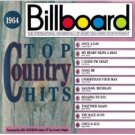 billboard top country hits 1964 - various artists CD 1990 rhino 10 tracks used mint