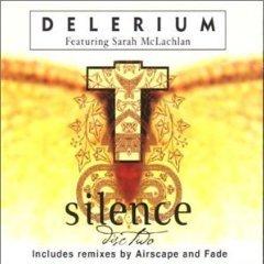 delerium featuring sarah mclachlan - silence pt. 2 CD single 2000 nettwerk 2 tracks used mint