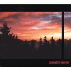 backroads for tomorrow - self-titled CD 2001 manakin records used mint