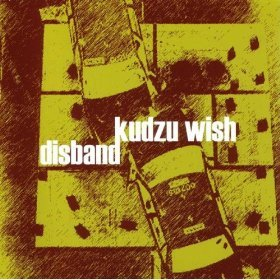 disband / aldous huxtable /  kudzu wish - at the scene of the accident CD 2002 ernest jenning used