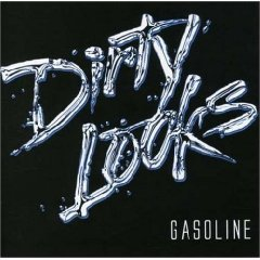 dirty looks - gasoline CD 2007 perris records used mint