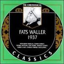 fats waller - 1937 CD 1995 classics records made in france 22 tracks used mint