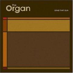 the organ - grab that gun CD 2004 mint records 11 tracks used mint