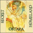 ostara - secret homeland CD 2000 osterraed uk import 12 tracks - used mint