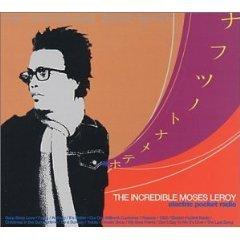 the incredible moses leroy - electric pocket radio CD 2001 ultimatum artemis - new