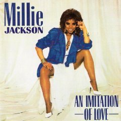 millie jackson - an imitation of love CD 1986 zomba jive RCA 8 tracks used mint barcode punched