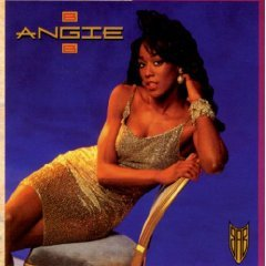B angie B - CD 1991 bust it / capitol records 10 tracks used mint a slit in rear liner
