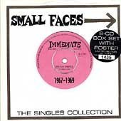 small faces - the singles collection CD 1999 castle Ltd ed. (#6729) 6-CD box set with poster new